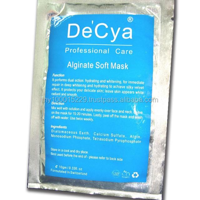 De'Cya Alginate Soft Mask