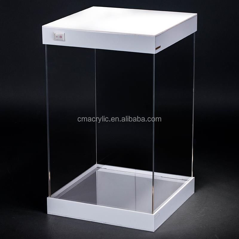 Acrylic Box With Led : List manufacturers of display cases for model cars buy