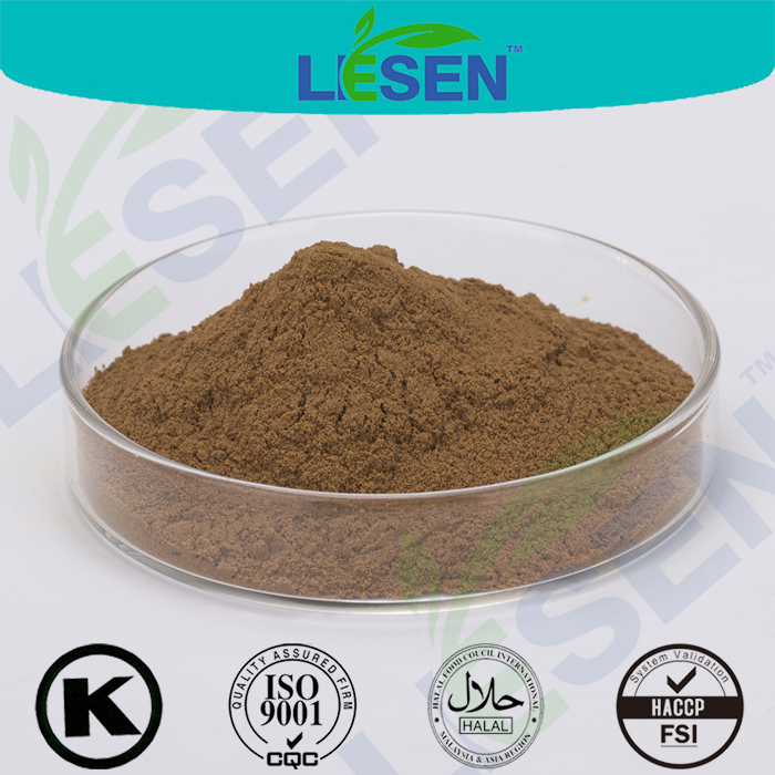 Skin care lemongrass plant extract powder