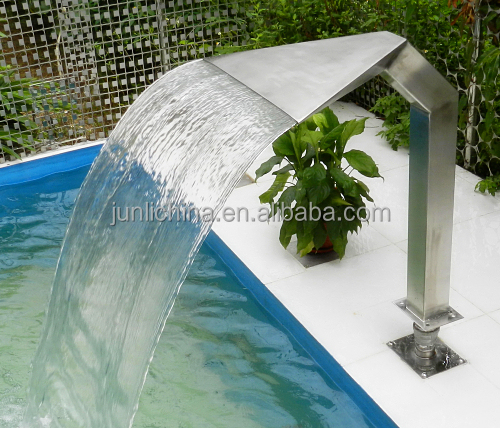 how to make waterfall at home for decoration