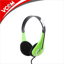 Colorful Cute Noise Cancelling Lighted Headphone for MP3/Laptop/PC