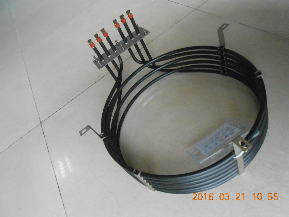 Incoloy840 heater parts for Industrial heater