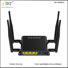 12V car QCA9531 openWRT long range wifi router with SIM card slot