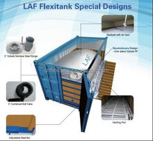 LAF offer flexitank for chemical oil in thailand