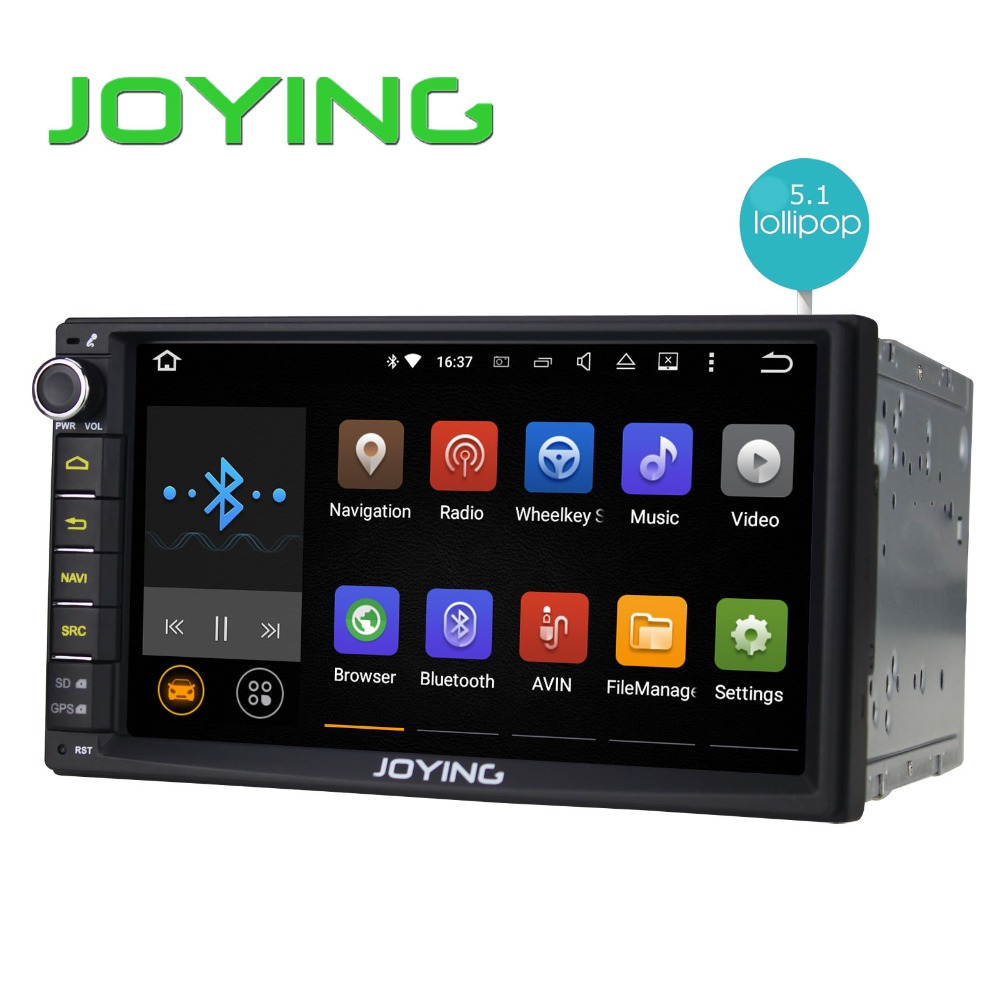 Android 5.1 Car Stereo 7 inch Car Dvd Player Car Radio GPS Navigation Multimedia Player Audio System