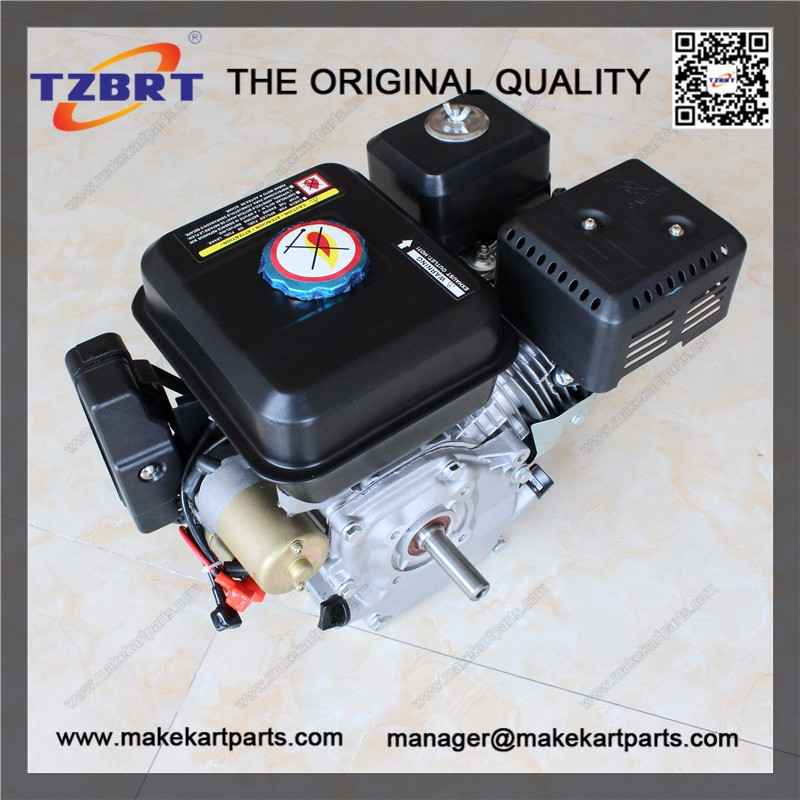 168F-1 type electric gasoline engine for mini bicycle