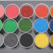 New DIY colorful sand dynamic sand the moon san play sand100g for kids
