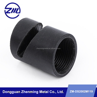 POM bushings for lamp high quality ISO standard black POM sleeve