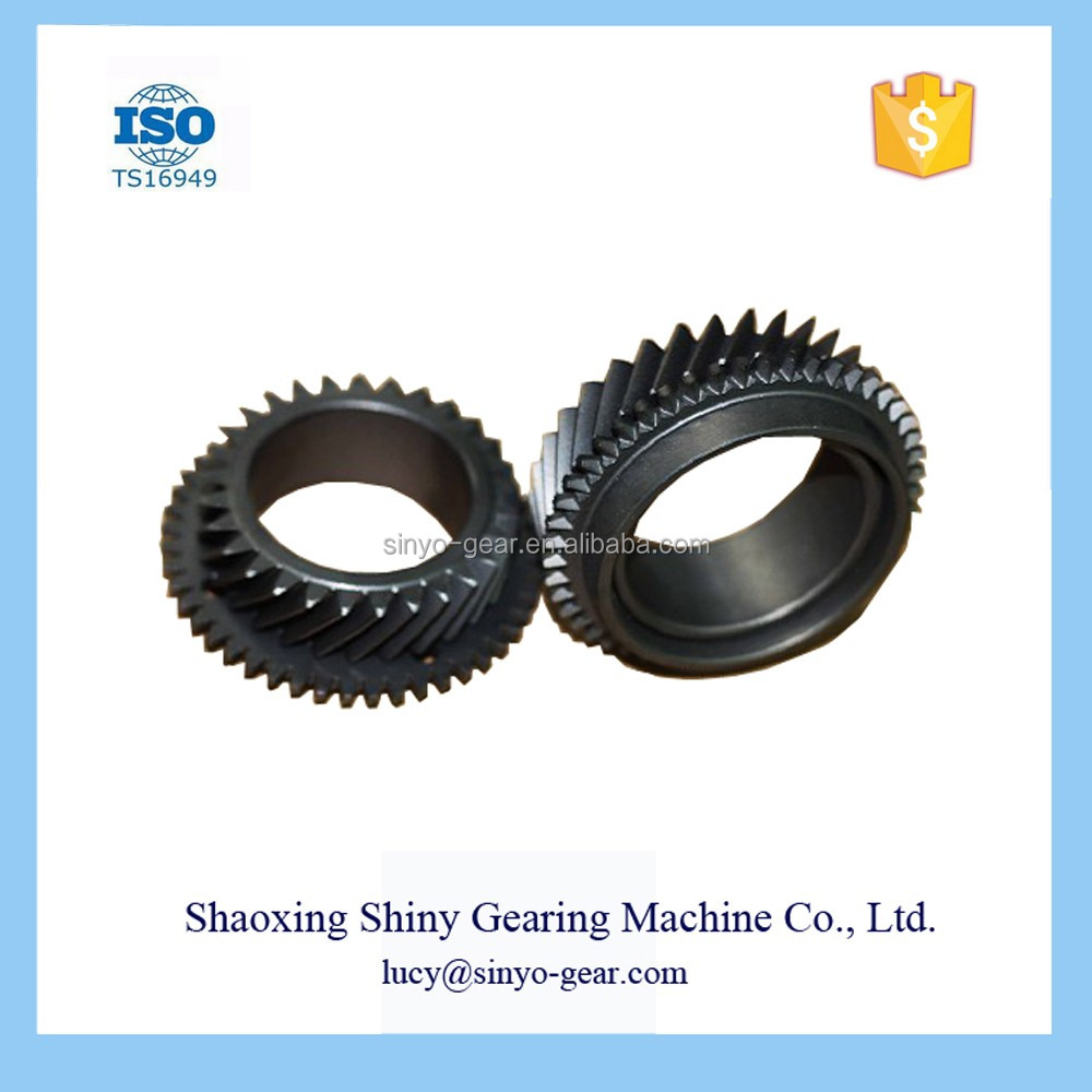Business Helical Gear Machines