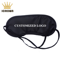 Custom Logo Printed Eye Mask
