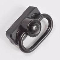 Universal keymod sling rail adaptor mount kit wtih Push Button QD Sling Swivel