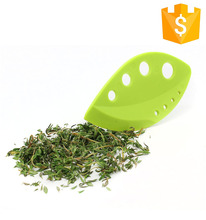Food grade plastic collard greens and plastic herb stripper
