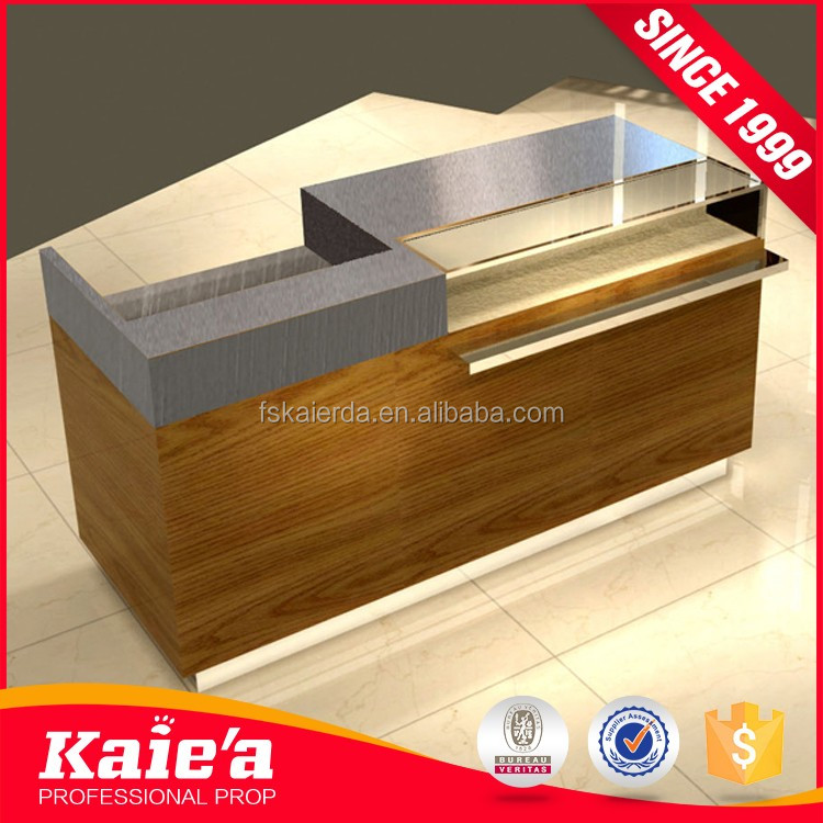 Hot sale modern beauty salon reception desks,reception desks for salon