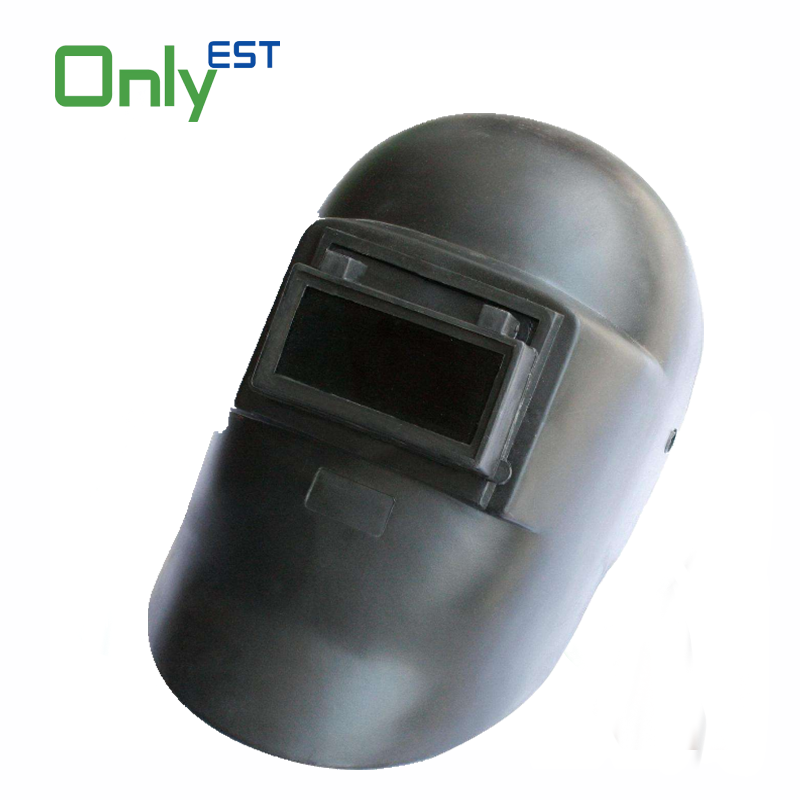 High quality best sell auto darkening PP welding mask electric welder's helmet
