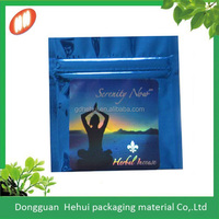 Hot sale packaging wholesale custom poly smell proof bag