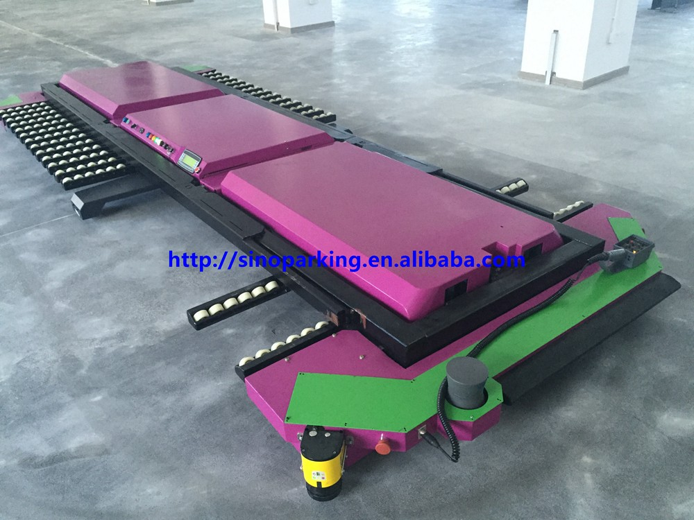 Sinoparking Geta robot car parking system automated parking