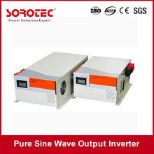 charge current adjustable 12/24/48v pure sine wave inverter with bypass mode