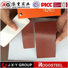 China steel building steel bohler welding of 0.4mm ppgi sheet with high quality