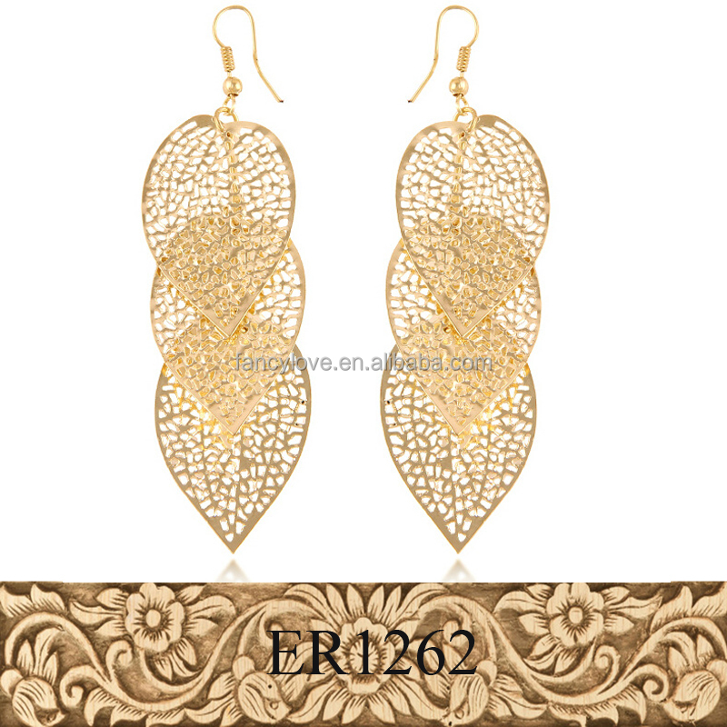 Excellent Earrings Designs For Girls Trends For Indian Gold Earrings Designs