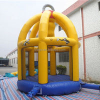 theme Inflatable Bouncer , LZ-A2245 inflatable Bouncer play structures