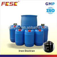 Injectable Poultry Pharmaceutical Iron Dextran Solution