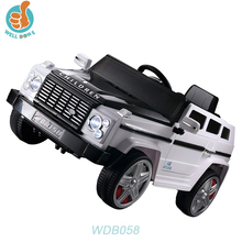 WDB058 Newest Kids Electric Beach Car led headlight12V Battery Ride On Toys Car for Children