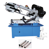 circular saw machine mental pipes cutting machine/Steel tubes band saw
