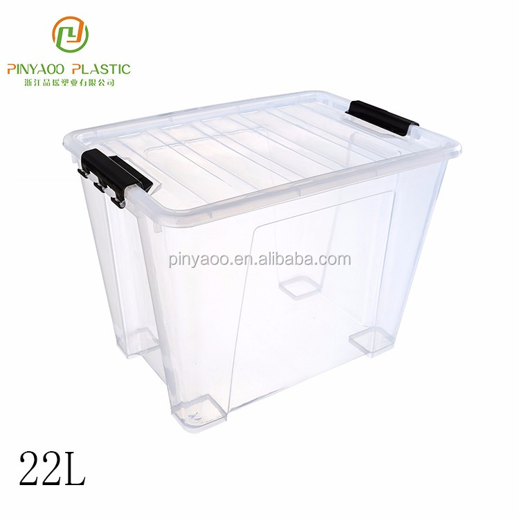 Promotional top quality professional made storage cases plastic