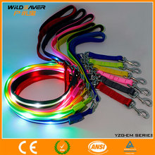Hot selling discount led dog collar and leash made in Dongguan
