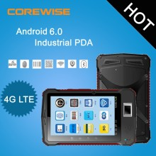 Corewise Industrial Android Handheld biometric thumb print machine