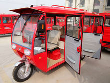 three wheel 125/150cc tricycle/rickshaw for passenger
