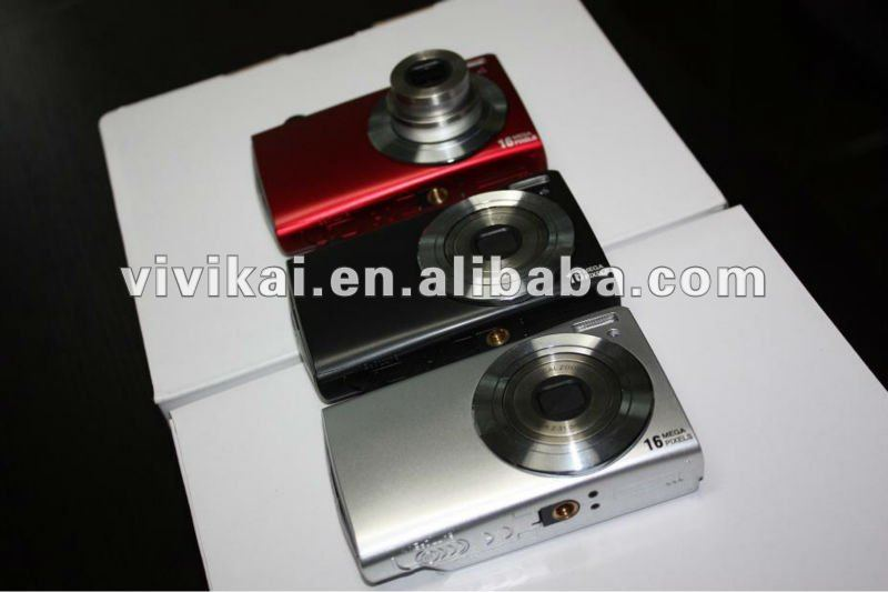 Good quality Cheap digital photo camera with 5xoptical zoom and 16mp.professional