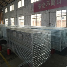 Building Access Scaffolding Steel Plank /Metal Deck