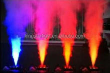 China Factory DMX Colorful LED RGB Smoke 12V Fog machine Pump Stage Effect Equipment For Sale Christmas Disco Party