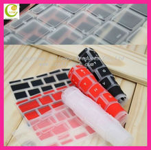 OEM ultra thin waterproof silicone product keyboard cover for Lenovo U460 high quality with factory price