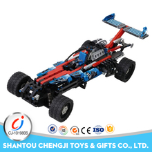 Hot sale china blocks toy electric 4wd road off rc car model for kids