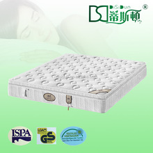 UK mattress compressed spring mattress and box spring queen
