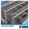 extrusion cnc machined aluminum parts