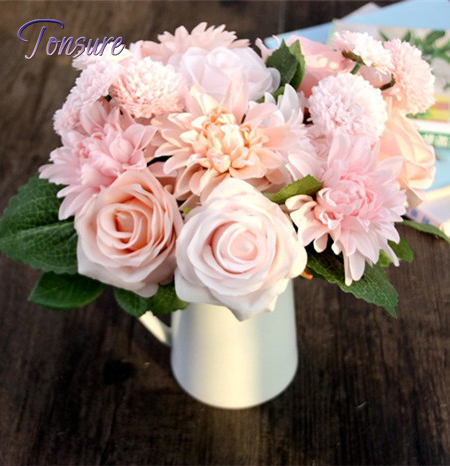 Small artificial flower bouquet fake rose bundle of wedding bouquets small artificial flower bouquet fake rose bundle of wedding bouquets buy rose bundle of wedding bouquetsfake rose bundleartificial rose bundle of mightylinksfo