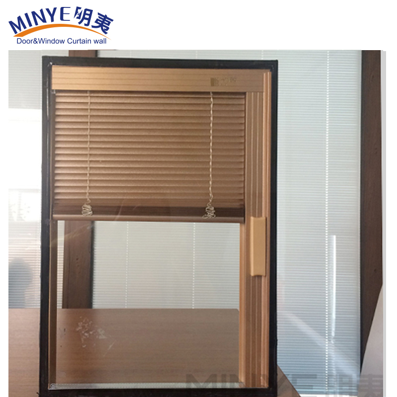 aluminium rolling shutters roll up window with auto roller shutter