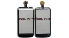 Black Cell Phone Touch Screen for ZTE Grand X V970