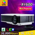 800*480 1000 lumens LED LCD mini projector
