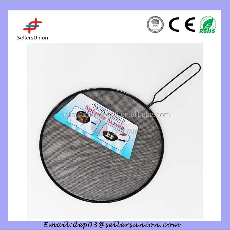 High Quality Steel Handle Industrial Non-stick Frying Pan