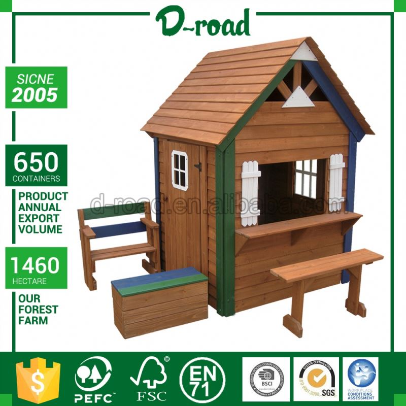 Get Your Own Custom Design Tailored Cubby House Wholesale