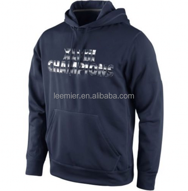 Custom made pullover sport hoodies design