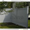 hot high security Vinyl 6ftx8ft privacy fence
