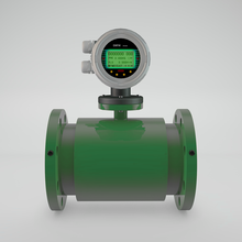 high accuracy sanitary magnetic flow meter