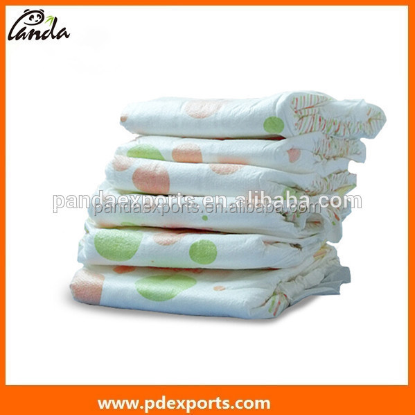 wholesale soft China OEM&ODM blue ADL baby diaper