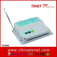 Railway Crossing Gate Barrier Gate Controller TG-820 Parking access control