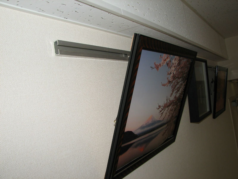 Popular and best-selling wall hanging picture/photo frame system at reasonable prices
